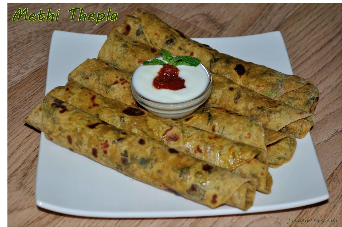 Methi Thepla | How to make methi thepla?
