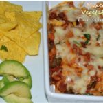 Mixed Veg Enchiladas | How to make Mexican Enchiladas?