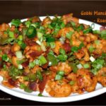Roasted Gobhi Manchurian Dry | How to make gobhi manchurian?