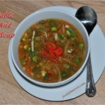 Vegetable Hot And Sour Soup | Soup Recipes