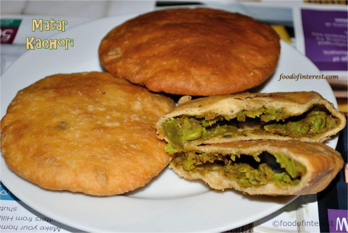 Matar Kachori | Peas Kachori | Snack Recipes