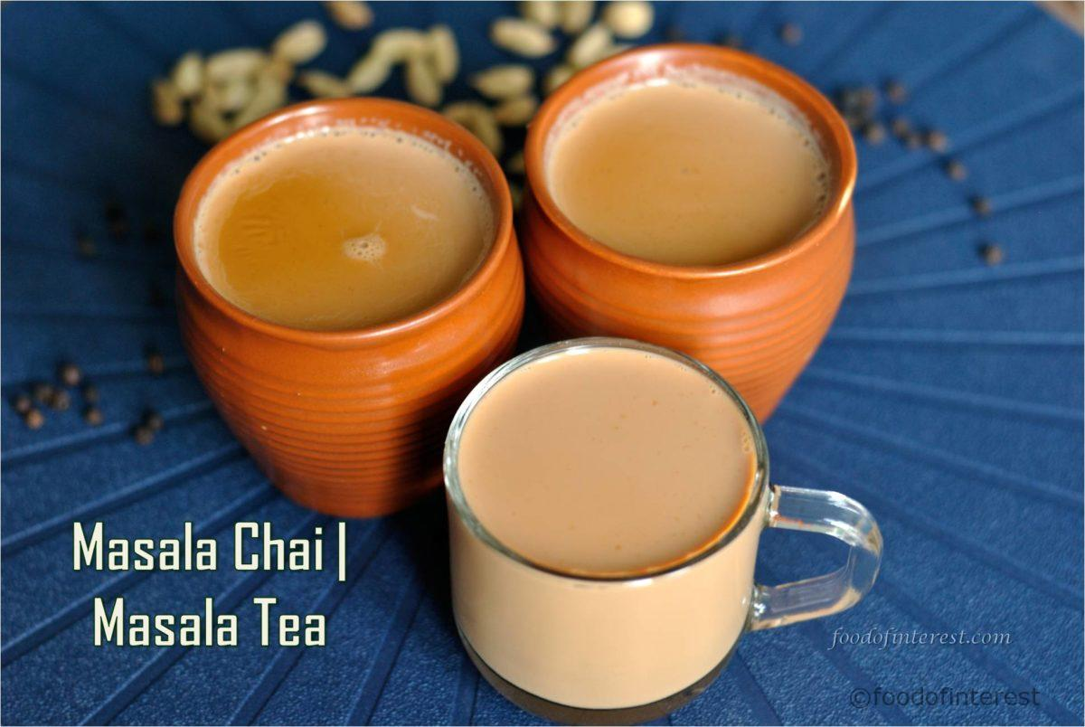 Masala Chai | Masala Tea | Beverage Recipes